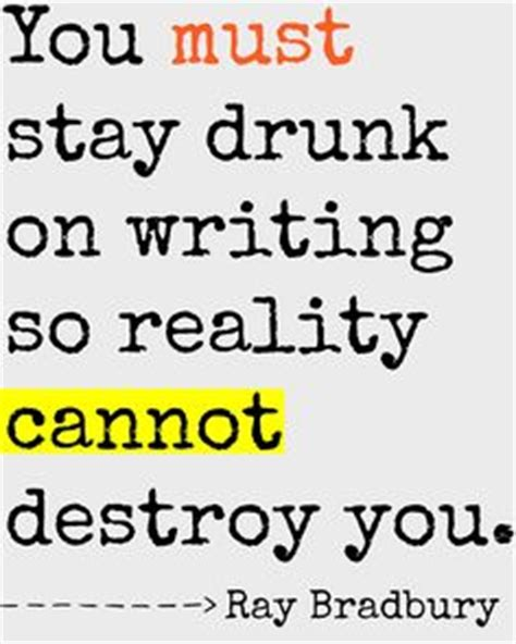 Creative Writing Drunk: Why do writers drink?